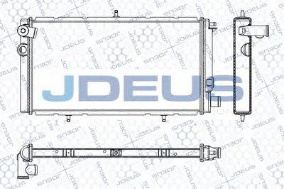 Радиатор, охлаждение двигателя JDEUS купить