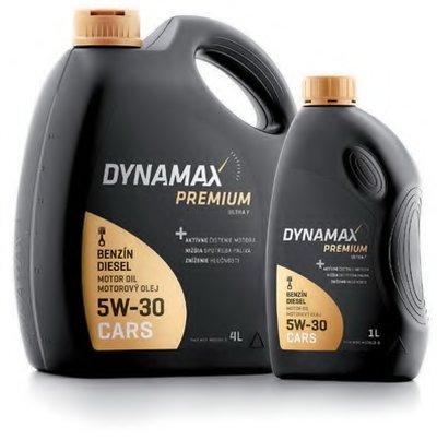 Моторное масло; Моторное масло DYNAMAX PREMIUM ULTRA F 5W-30 DYNAMAX купить