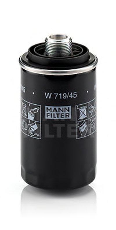 W71945 MANN-FILTER Масляный фильтр