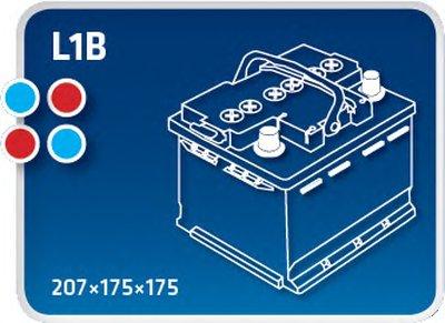 Стартерная аккумуляторная батарея MAGIC IPSA купить