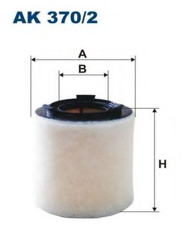 AK3702 FILTRON Воздушный фильтр